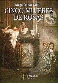 cinco mujeres de rosas